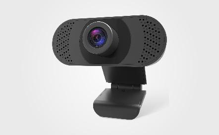 Faleemi ProHD Webcam, USB Webcam for Live Streaming, Desktop and Laptop Webcam, Built-in Mic (W102)